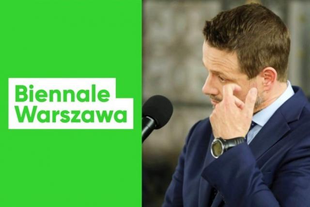"""Warszawa Trzaskowskiego finansuje komunistyczne bojówki. """"Własność prywatna to kradzież"""""""